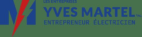 Logo de Les entreprises Yves Martel